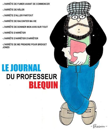 Le journal du professeur Blequin (126) Demi-teinte