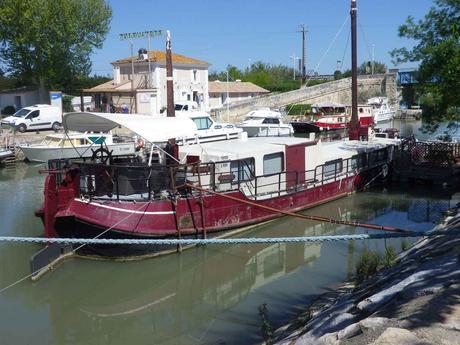 La France - Le Port de Bellegarde dans le le Gard