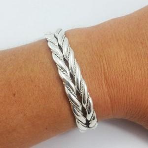 bracelet pour homme en argent fabriqué sur-mesure