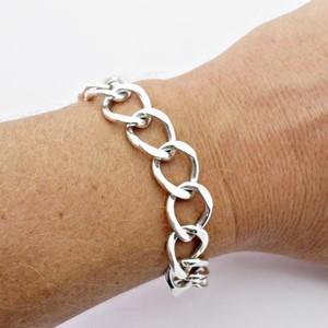 bracelet gourmette large