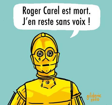 C3PO rend hommage à Roger Carel