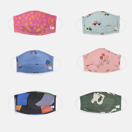 Bobo Choses Fabric Face Masks