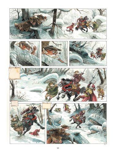 Tracnar & Faribol (Vagabondage en contrées légendaires #1) • Benoît Du  Peloux