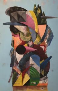 Teodora Galerie  exposition Gilbert PETIT  jusqu'au 10 Octobre 2020
