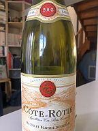 Vins du WE : Cote Rotie Brune Blonde 2005