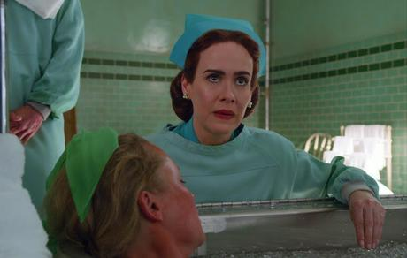 [FUCKING SERIES] : Ratched saison 1 : American Horror Story - The Cuckoo's Nest