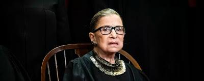 La mauvaise décision de Ruth Bader-Ginsburg