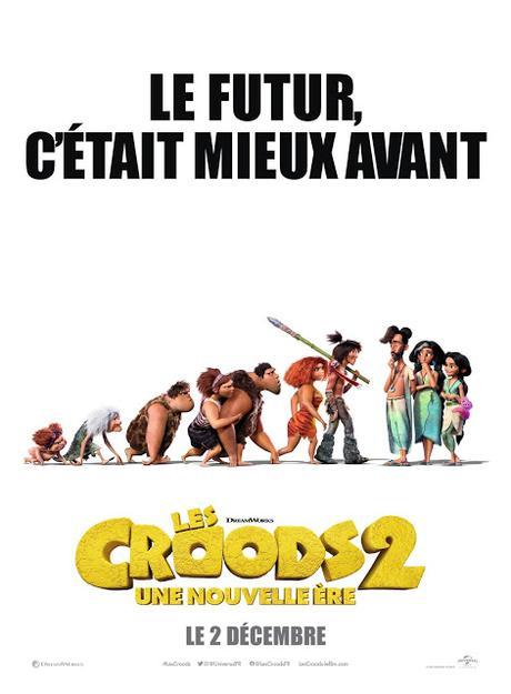 Première bande annonce VF pour Les Croods 2 : Une Nouvelle Ère
