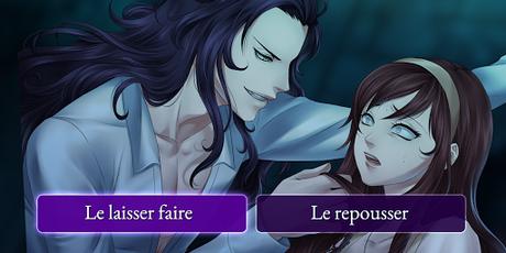 Télécharger Gratuit Moonlight Lovers : Béliath - dating sim / vampire APK MOD (Astuce) 1