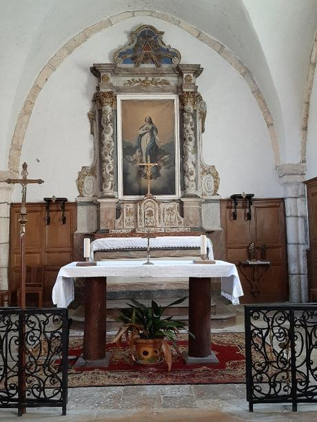 Eglise de Chantraines 8
