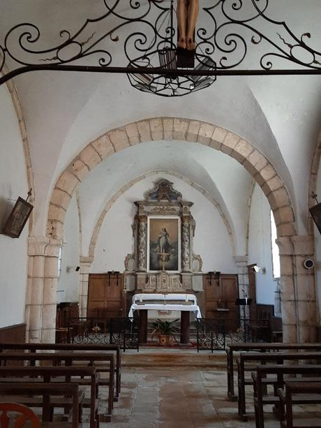 Eglise de Chantraines 13