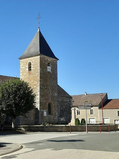Eglise de Chantraines 2