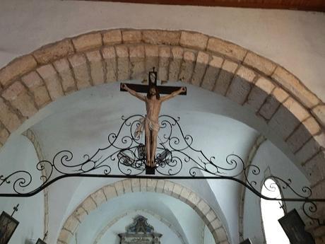 Eglise de Chantraines 12