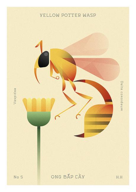 Les superbes illustrations numériques de l'artiste Hoàng Hoàng