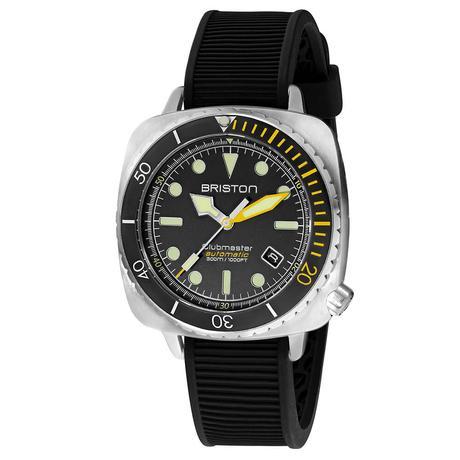 BRISTON CLUBMASTER DIVER PRO : une véritable montre de plongée élégante et accessible