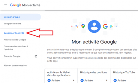 Comment vider le cache dans Google Chrome ?