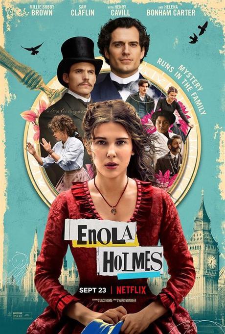 [CRITIQUE] : Enola Holmes