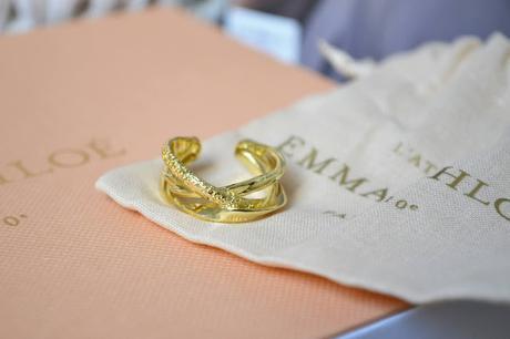 Orion, le bijou de septembre signé Emma et Chloé