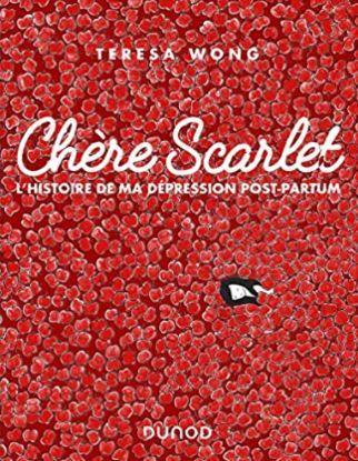 Couverture de Chère Scarlet de Teresa Wong