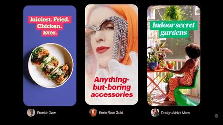 Pinterest lance officiellement le nouveau format Story