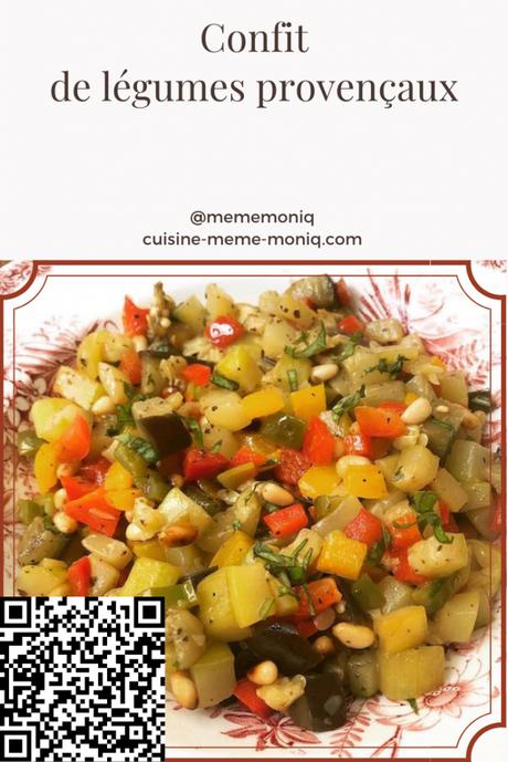 confit de légumes provençaux