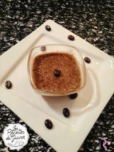 Recette de Crèmes brulées au café.