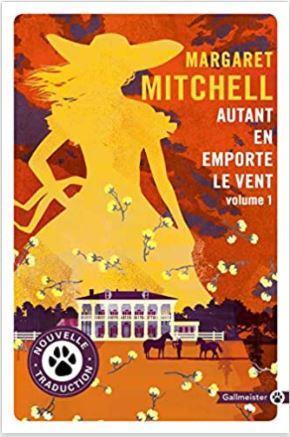 Couverture de Autant en emporte le vent de Margaret Mitchell