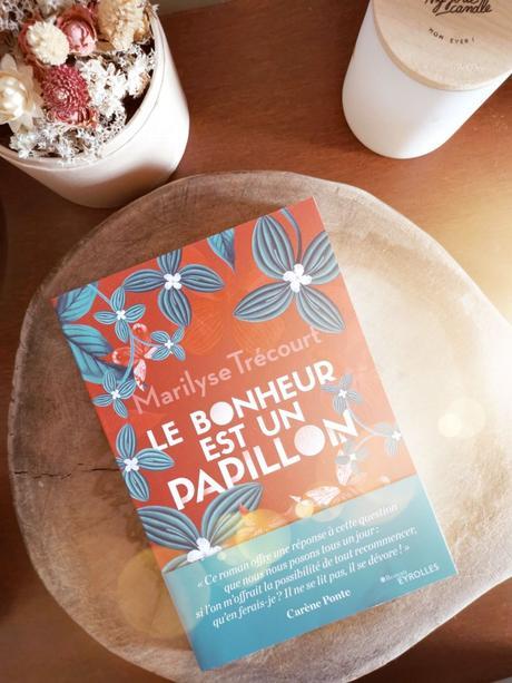 // LECTURE // Le bonheur est dans le nouveau livre de Marilyse Trécourt