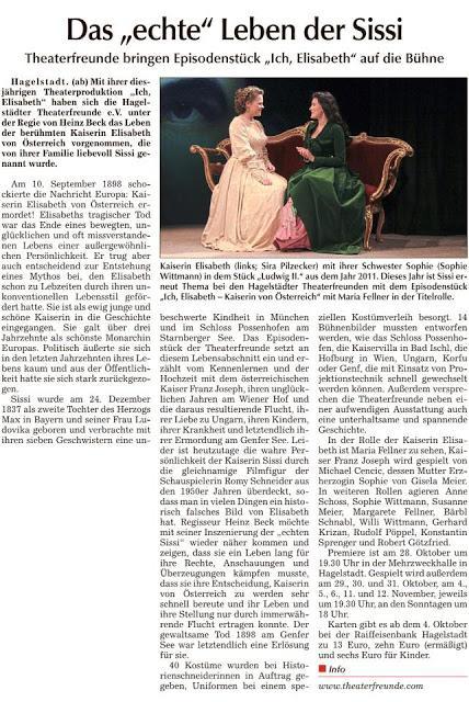Théâtre Elisabeth production saison 2016 2017 dans mise scène Heinz Beck
