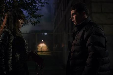 BABY : Damiano's puffer jacket in S3E01