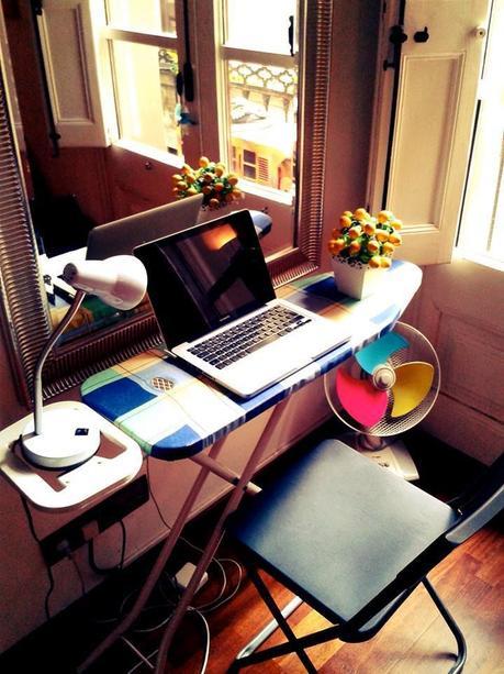 7 meubles du quotidien pour remplacer votre bureau de travail