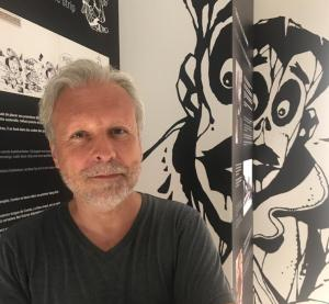 INTERVIEW – Thierry Bellefroid: « Comès, c'est bien plus que des histoires de campagne dans les années 70 et 80 »