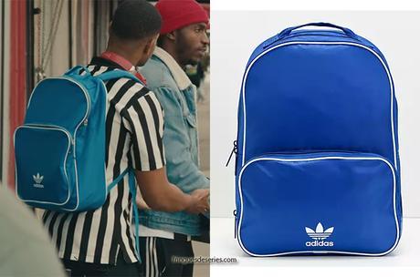 SNEAKERHEADS : Bobby's blue backpack in S1E01