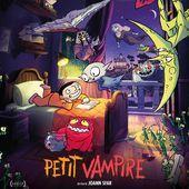 Petit Vampire - le teaser et l'affiche du nouveau film d'animation de Joann Sfar - CinéStarsNews.com