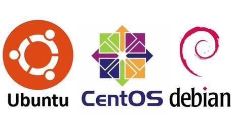 Comparaison entre Centos, Debian et Ubuntu