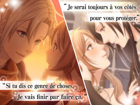 Télécharger Véritable princesse | Otome Dating Sim games APK MOD (Astuce) 3