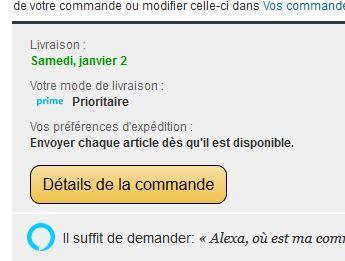 Date précommande PS5 Amazon
