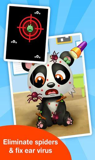Télécharger Gratuit My Hospital - Baby Dr. Panda APK MOD (Astuce) 3