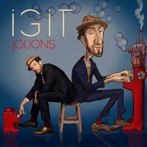 Igit, le poète de Montmartre