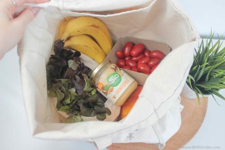 Comment réduire ses déchets en faisant ses courses au supermarché