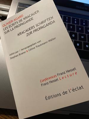 Kracauer et la propagande. Texte bilingue