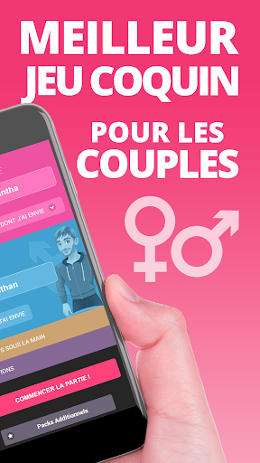 Code Triche Jeu Sexy pour Couple Coquin ❤️ Gages pour adultes  APK MOD (Astuce) 3