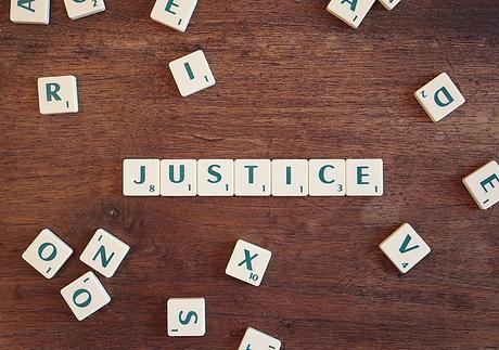 Justice, Droit, Juridique, Juriste, Mot, Lettres, Loi