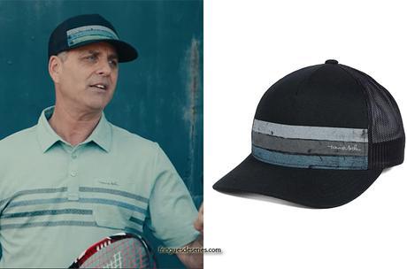 SNEAKERHEADS : Mark Wahlberg's Slider Snapback Hat in S1E03