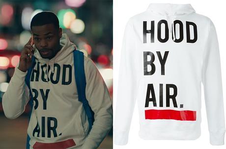 SNEAKERHEADS : Bobby's white hoodie in S1E04