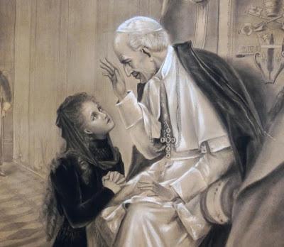 Des dangers de la bénédiction du pape — Un article du Progrès Spirite