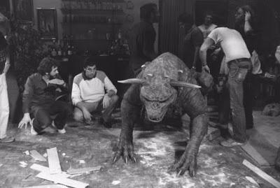 Making of Ghostbusters