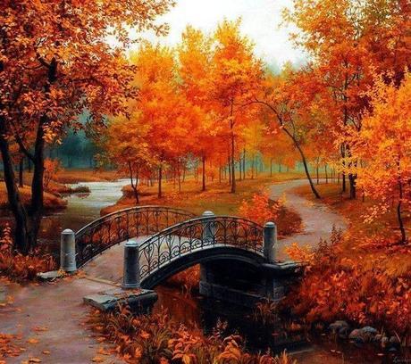 Bla & Bla… J'aime l'automne !