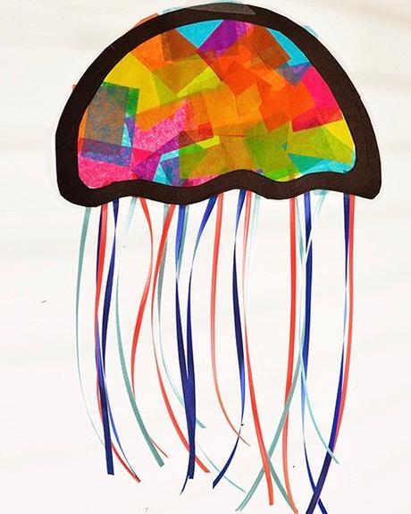 diy nounou enfant à faire soi-même décoration enfant vitrail