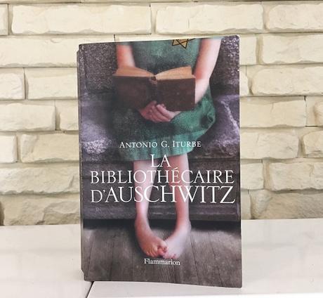 La Bibliothécaire d'Auschwitz – Antonio G. Iturbe